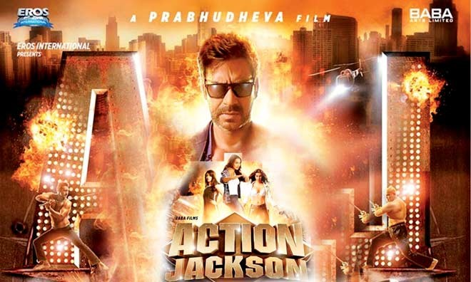 Review: Action Jackson
