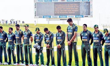 The day when 'cricket' was not a winner