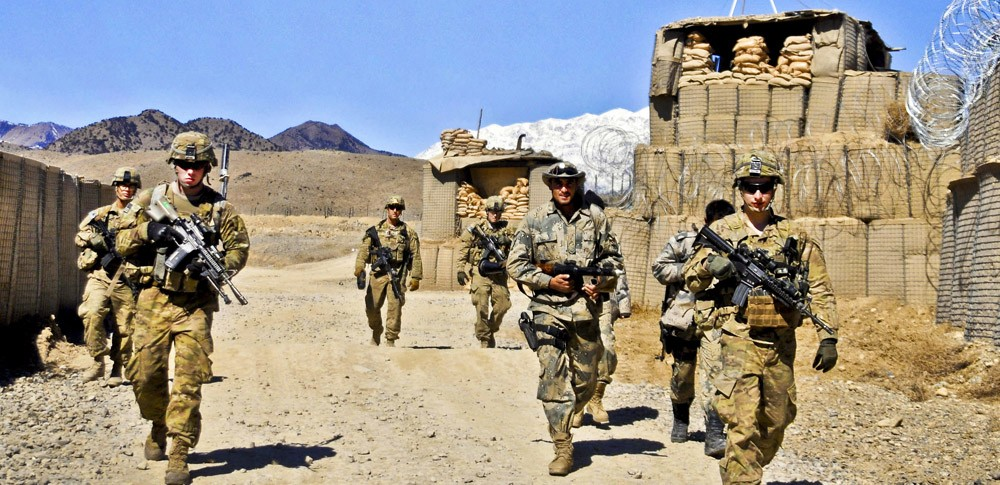 Afghanistan at crossroads again