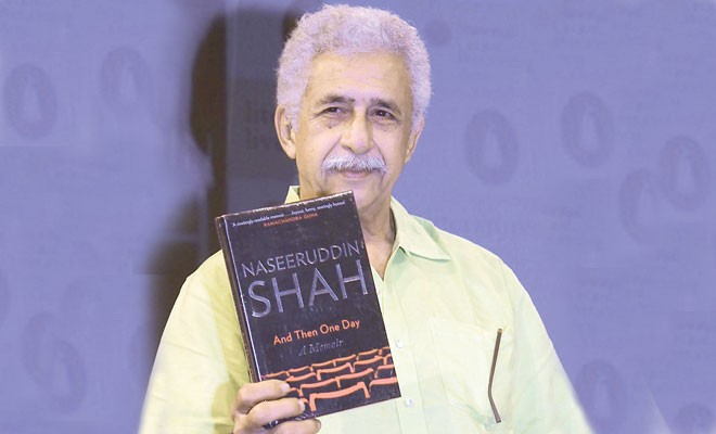 AND THEN ONE DAY - A LOOK INTO NASEERUDDIN SHAH'S MAKING