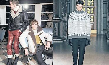 Trends to take home from London Collections: Men A/W 2015