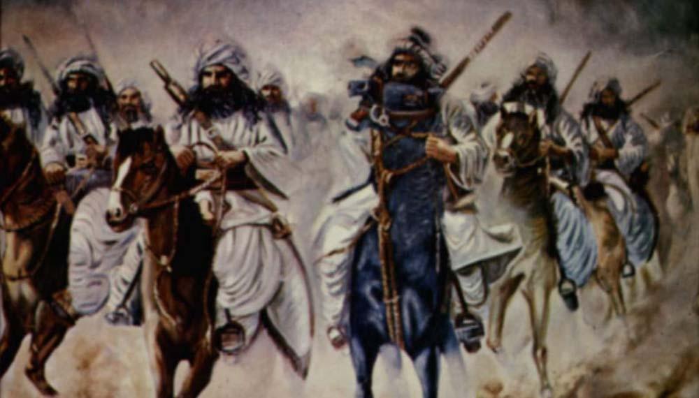 The Pakhtun-Baloch relationship