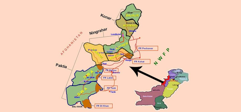 Historical wrongs in FATA