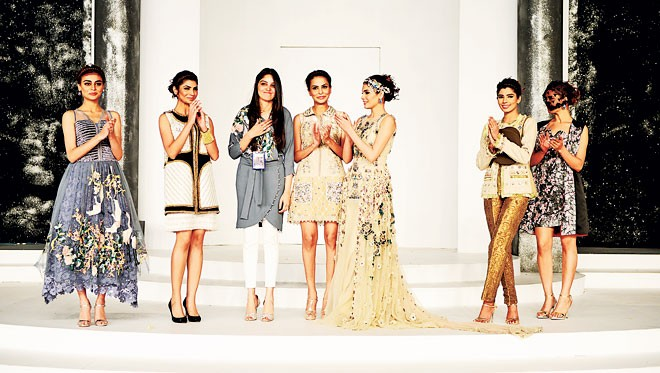 All that glitters is not couture