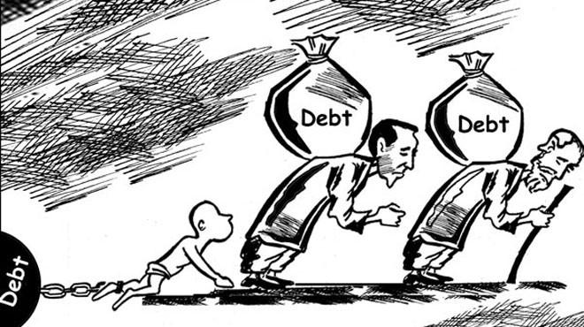 Breaking debt prison