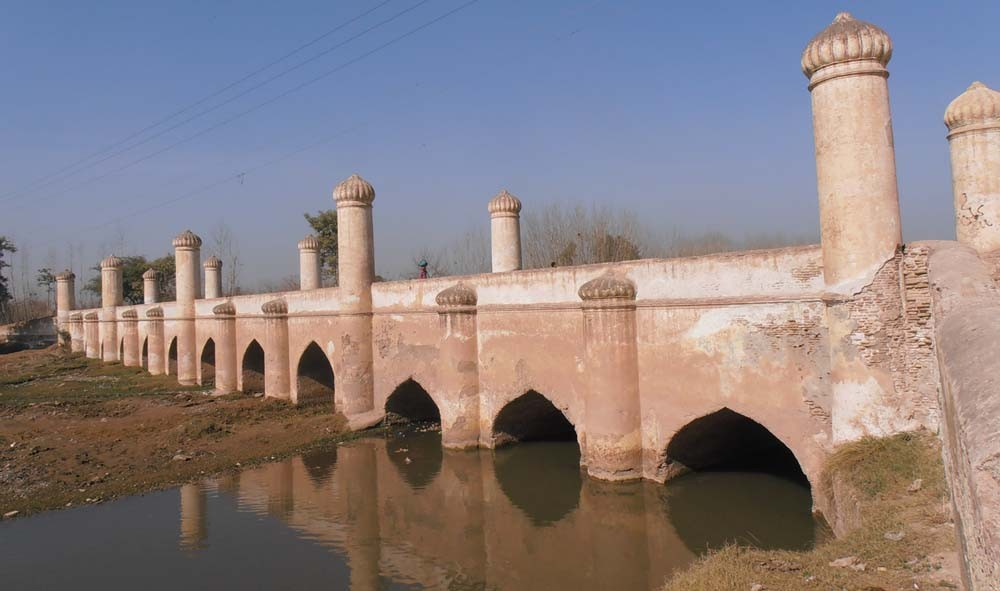 The bridge of history