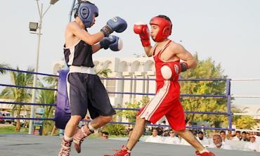 Boxing stagnates in Pakistan