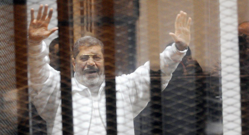 After Morsi's conviction