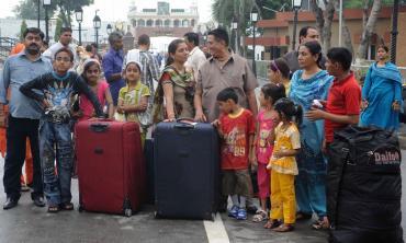 Minority migration