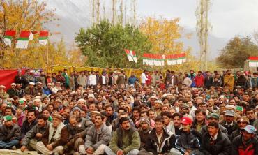 The battle for Gilgit-Baltistan