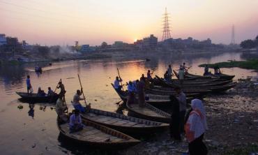 Bangladesh in the fast lane