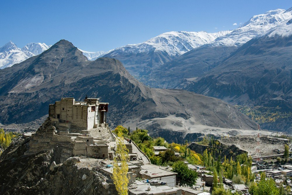 Hunza: The mountain kingdom