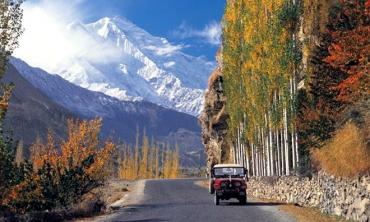 A Lahori in Hunza
