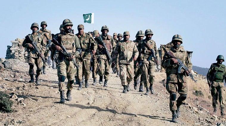 The Pakistan of Muslim League