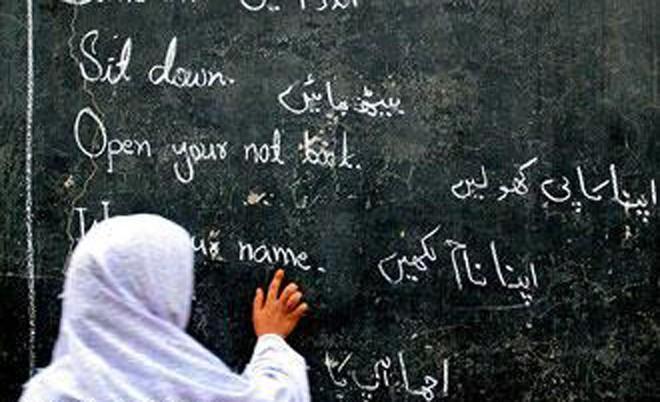 The Urdu controversy
