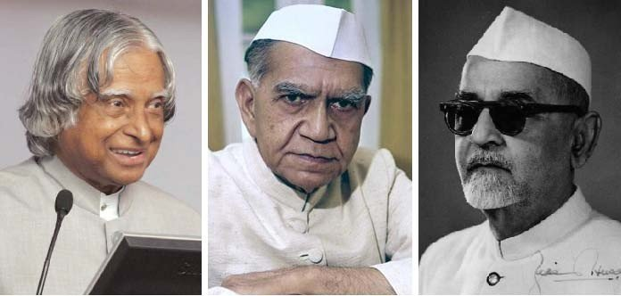 India's Muslim presidents