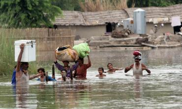 Sindh: Low lying and vulnerable