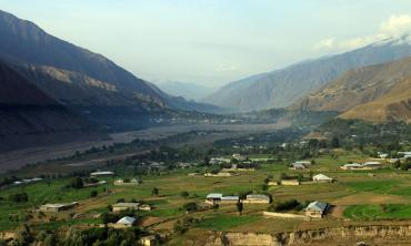 Chitral and back in a jiffy