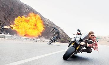 5 things you learn from Mission Impossible: Rogue Nation