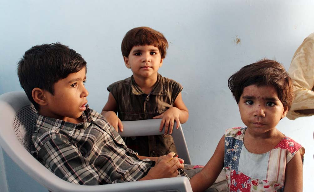 Life continues for Shama and Shahzad's family