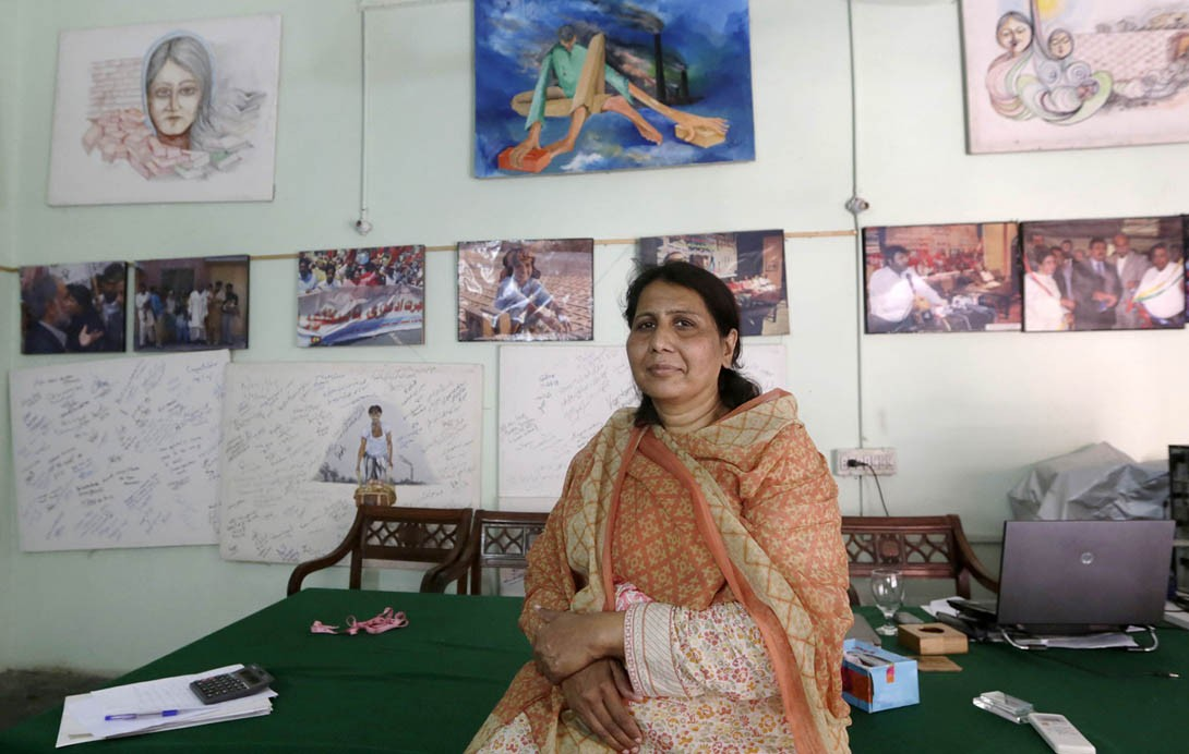 Ghulam Fatima: Bonded to her cause