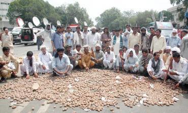 Farmers of Pakistan unite