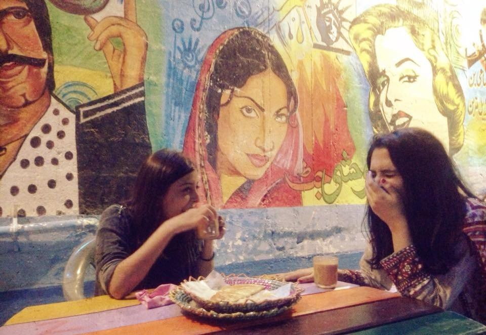 Girls at Dhabas: A much-needed campaign