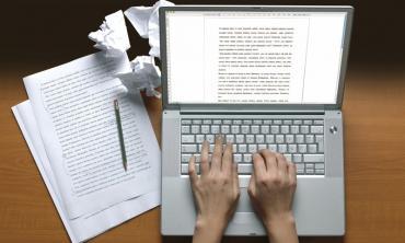 The joy of elusive writing