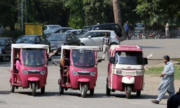 Rickshaws: Now a vehicle of empowerment