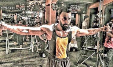 Umair Jaswal's guide to bulking up