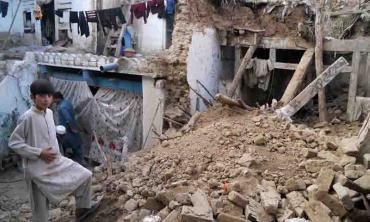 Aftershocks of 2005
