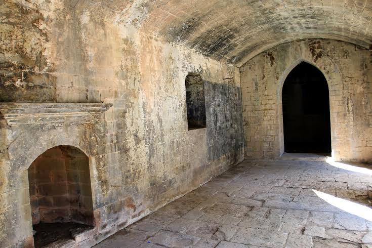 The Rani's Baoli in Kashmir