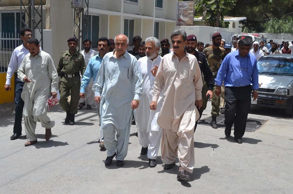 Change or no change in Balochistan