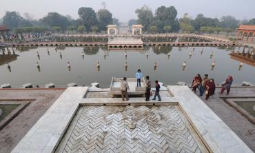 The beauty of Lahore's landscape