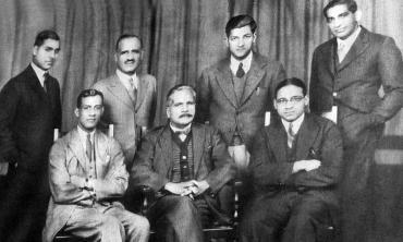 Rahmat Ali's political imagination