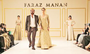 Faraz Manan: Painting the town