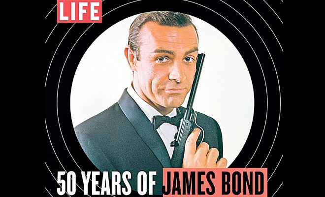 Celebrating fifty years of 007