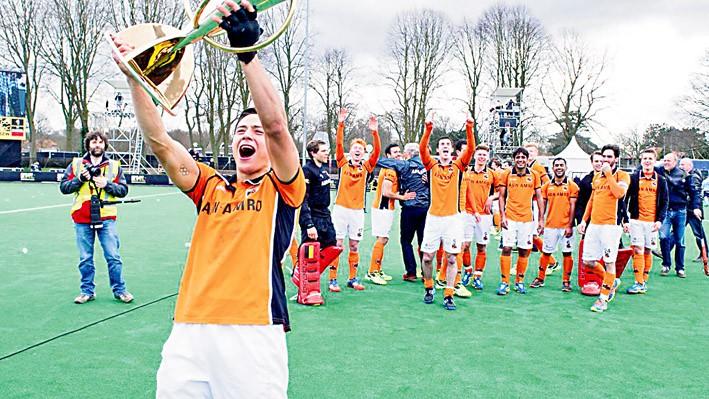 Netherlands: A hockey lover's paradise
