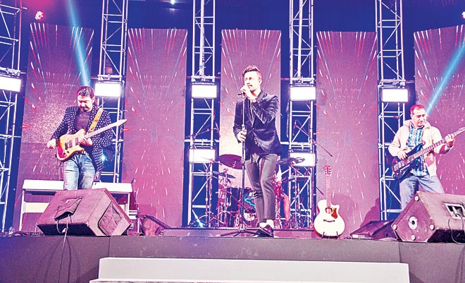 Atif Aslam: Getting high on spirituality