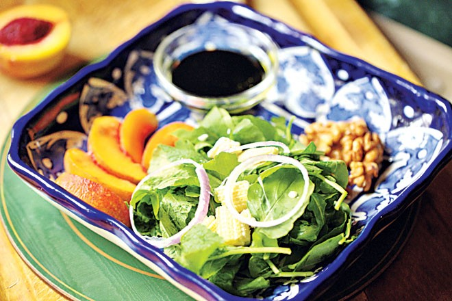 Refresh with 'Dumped Salad'