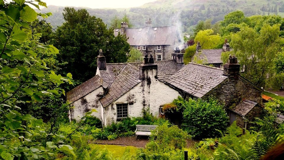 Discovering the literary England