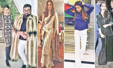 Fabulous looks that rounded up 2015!