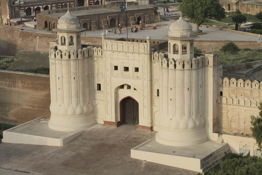 Lahore, my constant
