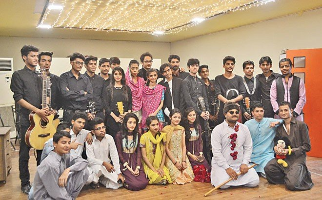 The 'Mad' Sounds of Lyari