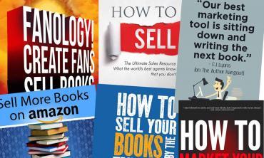 Write, market, sell
