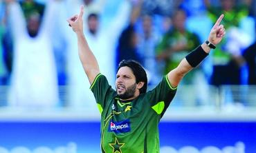 Afridi's final call