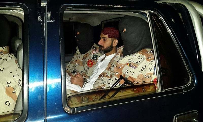 Being Uzair Baloch