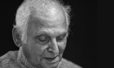 A man called Intizar Husain