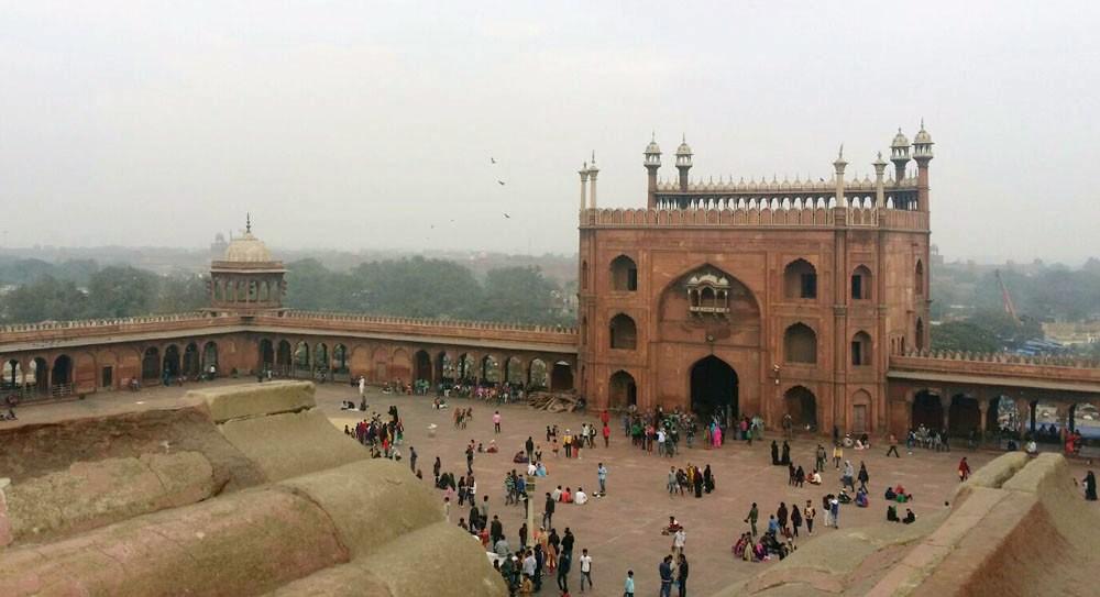 The story of Delhi