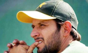 The Afridi question